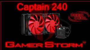 DEEPCOOL CAPTAIN 240 $2.500