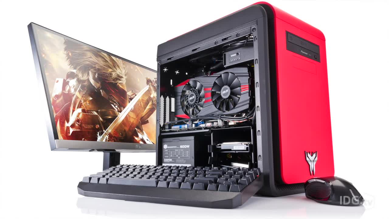 CPU GAMER I5+16GBLED+1TB+1050TI+500W80PLUS+Z270